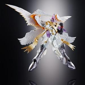 Image 5 - BANDAI Digivolving Spirits Digimon monster Holy Angemon Action Figure Model Modification Deformable