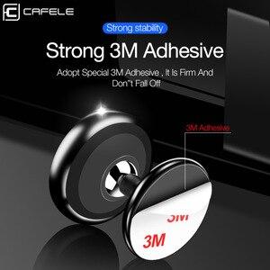Image 3 - Магнитный автомобильный держатель для телефона Cafele для Xiaomi 9 iPhone X Xs Max, аксессуары для телефонов, подставка для телефона в автомобиле, поддержка мобильных телефонов