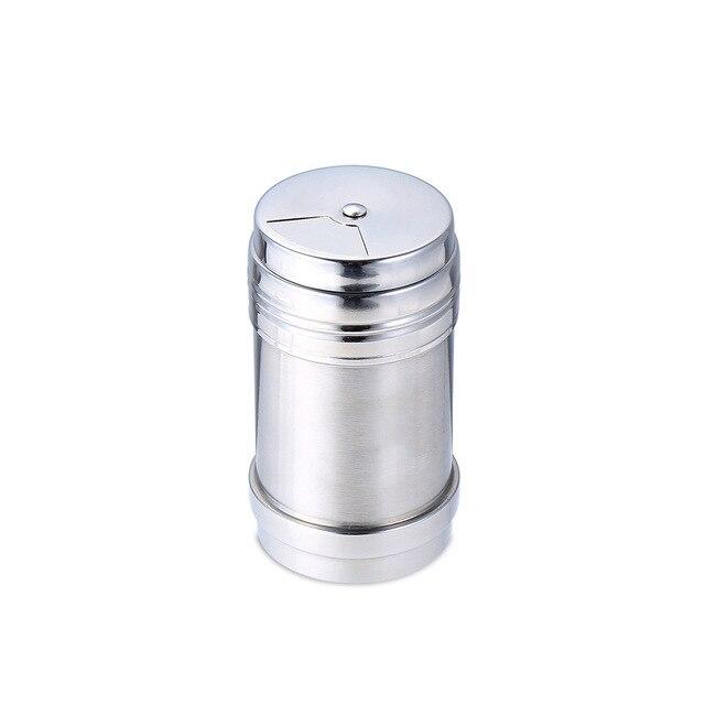 Container Küche   200 Teile Los Edelstahl Gewurzstreuer Pfeffer Salz Flaschen Wurze