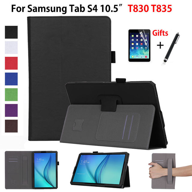 eb20a74d30d Luxury Case For Samsung Galaxy Tab S4 10.5 T830 T835 SM-T830 SM-T835 10.5