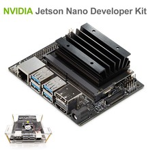 NVIDIA Jetson Nano A02 Developer Kit for Artiticial Intelligence Deep Learning AI Computing,Support PyTorch, TensorFlow Jetbot