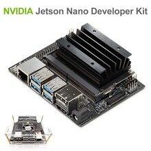 NVIDIA Jetson Nano A02 geliştirici kiti yapay zeka derin öğrenme AI bilgisayar, destek PyTorch, TensorFlow Jetbot