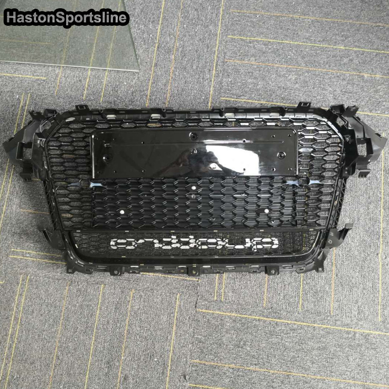 A4 Quattro Car Styling Exterior Parts Front Bumper Mesh Grill Grids for Audi A4 S4 RS4