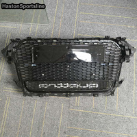 A4 Quattro Car Styling Exterior Parts Front Bumper Mesh Grill Grids for Audi A4 S4 RS4 S Line 2013 2015