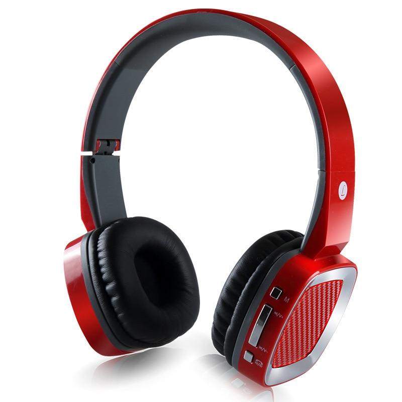 ФОТО Bluetooth Headphone Stereo Wireless Earphones Noisy Cancelling For Phone Wireless Headphone With Memory Card Hidden Mic Earpiece