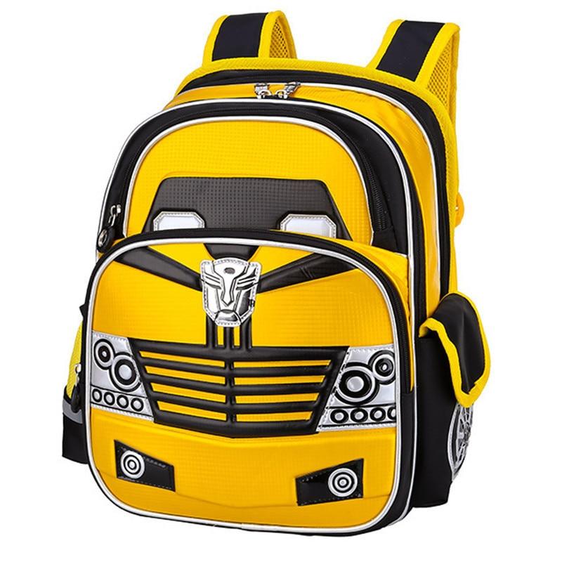 2020 NEW Waterproof nylon Orthopedic Children School Bags boys  Cartoon Prints Kids School Backpacks Mochila Infantilmochila  infantilkids school backpackchildren school