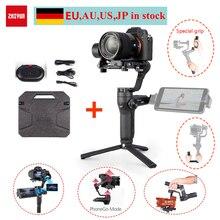 Zhiyun Weebill LAB 3-Axis Handheld Stabilizer for Sony A9 a6300 Panasonic Mirrorless Cameras,Zhiyun WEEBILL Gimbal