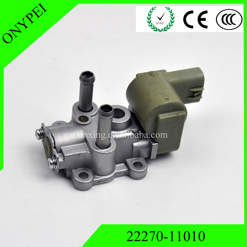 22270-11010 Idle Air Speed Control Valve For Toyota Paseo Tercel 1995-1998 1.5L 2227011010