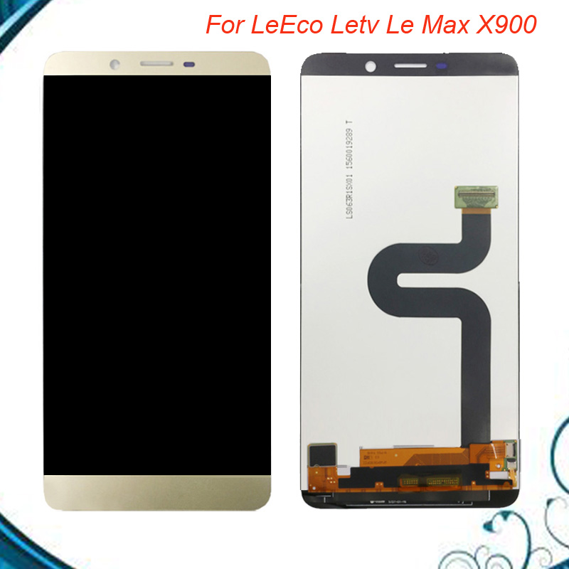 For LeEco Letv Le Max X900 LCD Display Touch Screen Digitizer Assembly Replacement Le Max 6.33 Letv X900 LCD IN Stock
