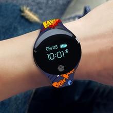 SANDA Smart Watch Children Kids Watches For Girls Boys Electronic LED Digital Wristwatch Child Wrist Clock Hours Smartwatch Gift