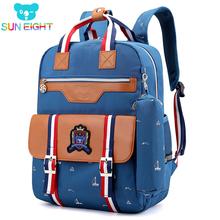 School bags Kids Backpack For Girls School Backpack Children School bag Bookbag Girl #8217 s School Bags orthopedic Backpacks cheap zipper Nylon 15cm 31cm 26001 SUN EIGHT 38cm cartoon 0 8kg