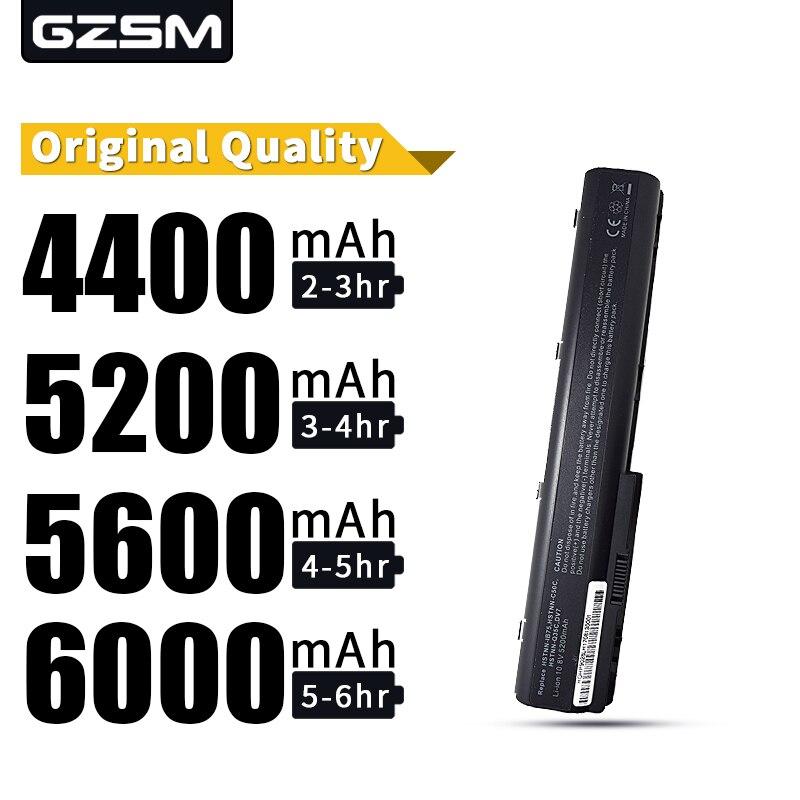 Batterie pour ordinateur portable HSW pour hp pavillon DV7 DV7-1000 DV7-3000 480385-001,464059-141,463837-001,534116-291, KS525AA