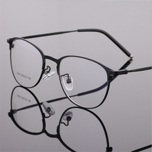 Reading Eyeglasses Optical Glasses Frames Glasses Women Male New Cat Eye Frame Ultra Light Frame Clear Glasses Round 5934