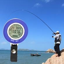 Fishing Barometer Multi-function LCD Digital Outdoor Fishing Barometer Altimeter Thermometer Hot Sale