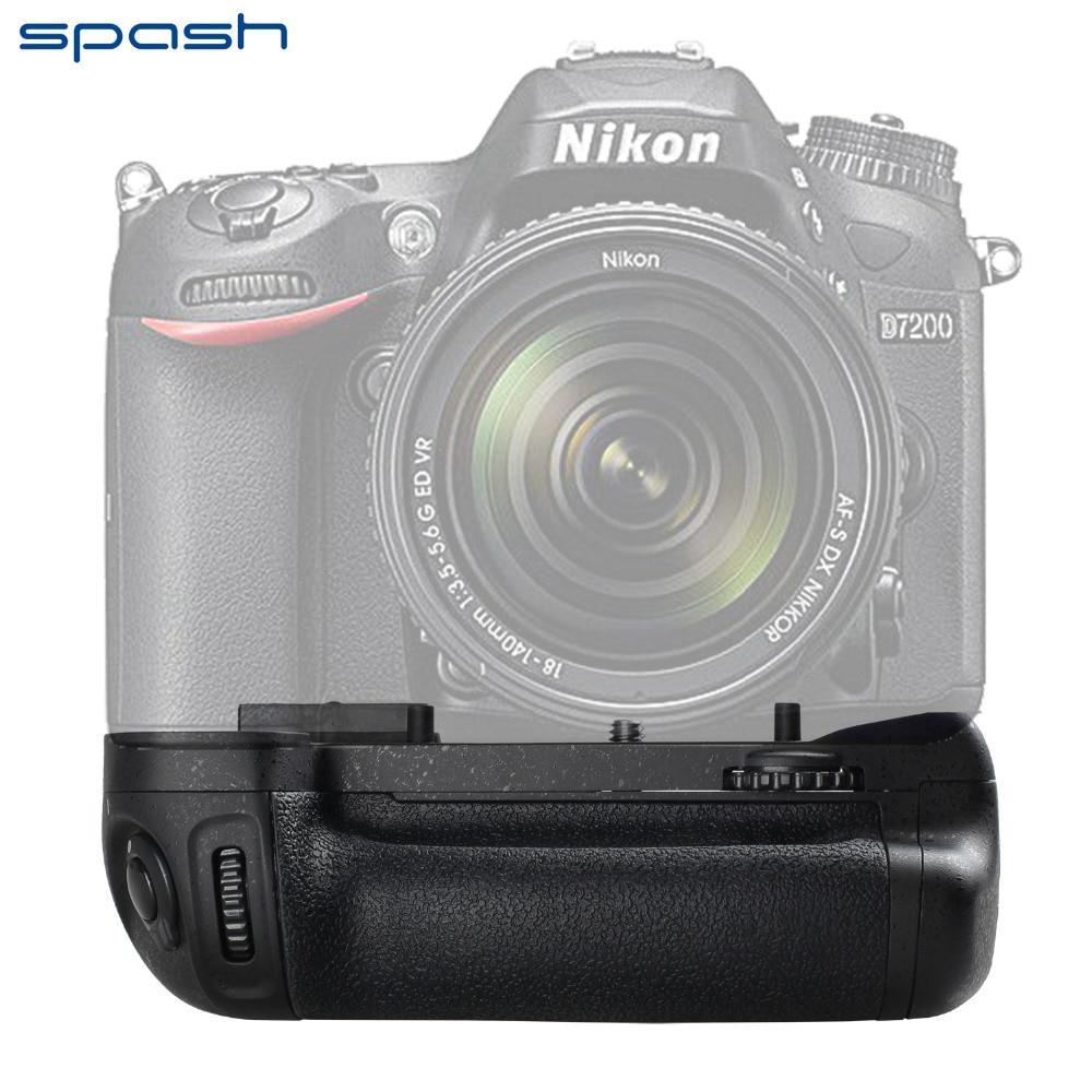 Professional Battery Grip for Nikon MB-D15 MBD15 D7100 as EN-EL15 DSLR Camera