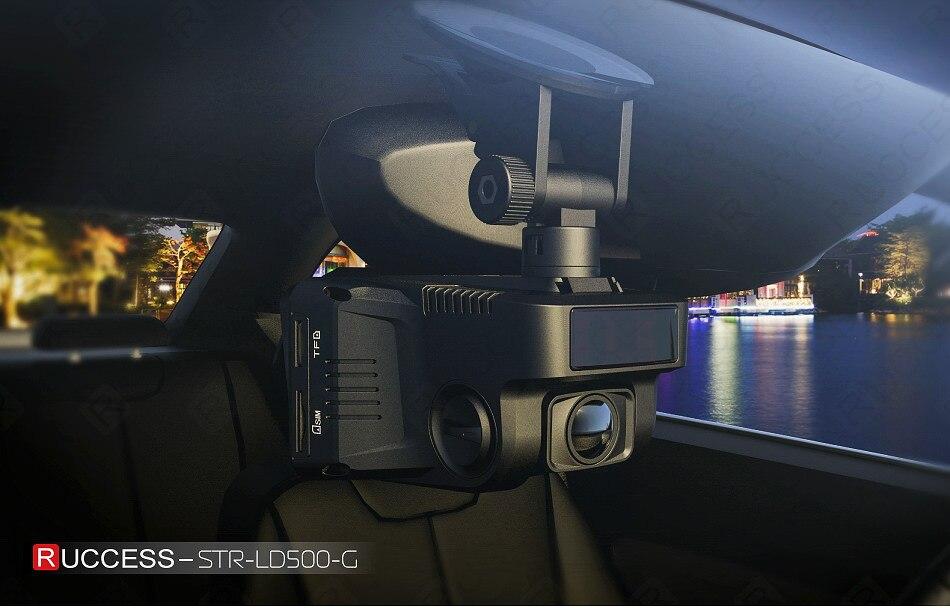 Ruccess Radar Detectors 3 in 1 DVR Radar Detector GPS Anti Radar for Car Full HD 1296P Car Camera 1080P Video Recorder Auto (1)