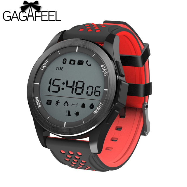 Gagafeel F3 Bluetooth Smart Watches for Men Waterproof Pedometer Fitness Tracker