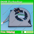 Laptop CPU Cooling Fan for Toshiba Satellite C850 C855 C875 C870 L850 L870 DFS501105FR0T MF60090V1-C450-G99 3 PIN fan
