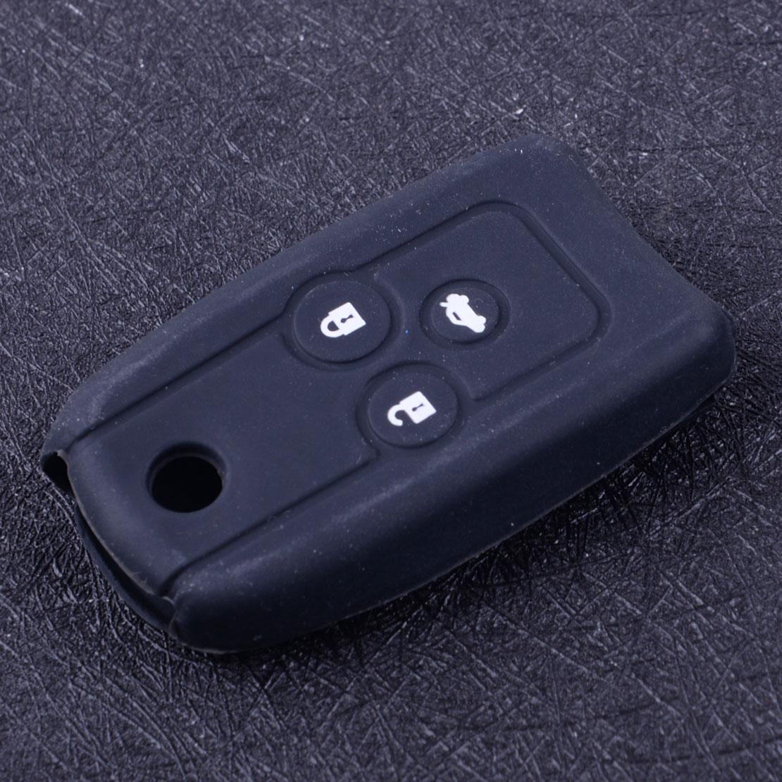 Beler Funda para llave con 3/botones de silicona