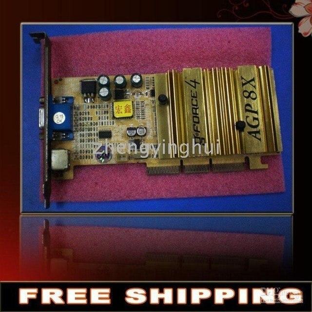 nVIDIA GeForce2 GF2 MX400 D64M 64MB 4x AGP Video Card