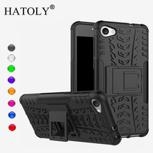 For Cover Alcatel A5 LED Case Anti-knock Heavy Duty Armor Silicone Phone Bumper