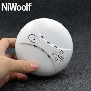 Image 3 - Wireless 433MHz Smoke Sensor Smoke Detector Built in Transmit Antenna Long Distance Work Support M2B G2B PG103 W2B G18 G90B 30A