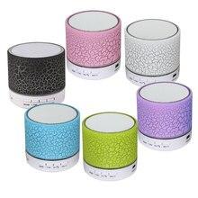 Tragbare Mini LED Bluetooth Lautsprecher Wireless Hände Frei Lautsprecher Unterstützung TF USB FM SGA998