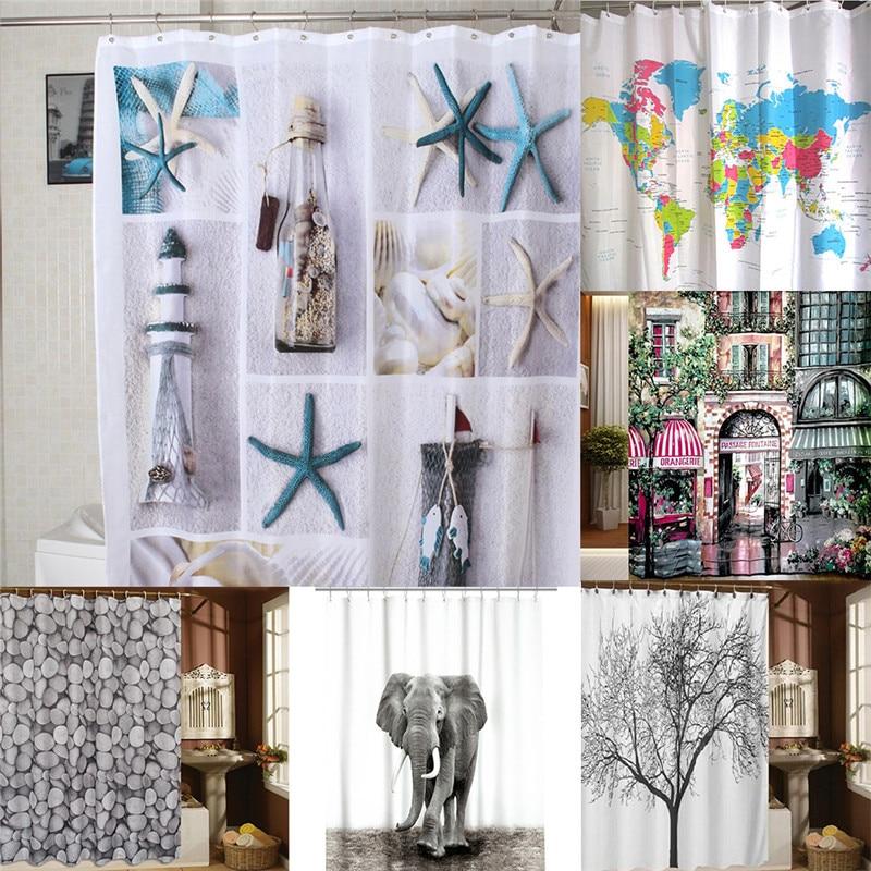 Dusche Vorhang Fenster: Dusche Fenster Schatten Kaufen ... Dusch Vorhang Dekorieren Selbermachen