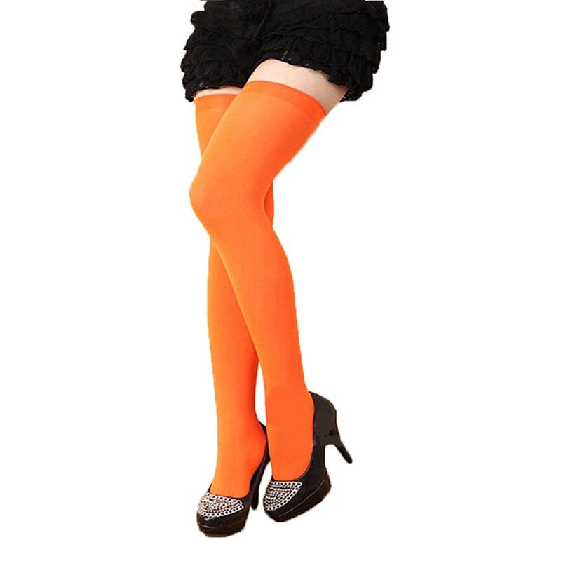 e00dbf0fcfc Aliexpress.com   Buy Women Sexy Warm Thigh High Stockings Over Knee ...