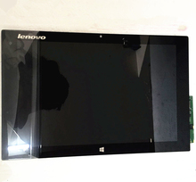 B101UAN01.7 LCD display + touch screen Digitizer Replacement panel for Lenovo miix2 10 miix 2 10 10.1″ Tablet PC free shipping