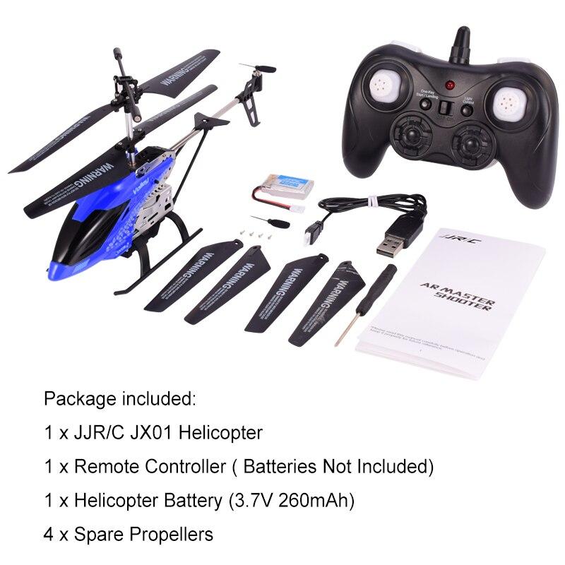 2.4 ヘリコプターバロメーター高度ホールドと強力なパワーアルミ合金建設ドローンライトギフト Dollar JJRC 18