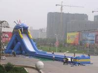 Inflatable Sliding Kids Big Inflatable Slide For Sale