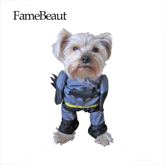 ideacherry Hot Sale New Cute Pet Cat Dog Batman Costume Suit Puppy Clothes Superhero Outfit Apparel Clothing for Small Dogs  sc 1 st  Aliexpress & Online Shop ideacherry Hot Sale New Cute Pet Cat Dog Batman Costume ...