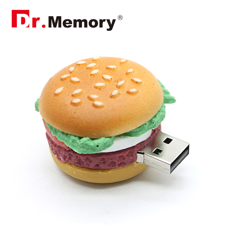 Image 5 - Funny Usb Flash Drive 16GB Cartoon Sushi Memory Stick 4GB 8GB 32GB Usb Disk Ice Cream 128GB Creative Real Capacity Pen Drive-in USB Flash Drives from Computer & Office