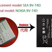 wholesale 10pcs mobile phone battery BV-T4D for nokia Lumia