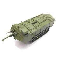 Panzerkampf 1/100 масштабная военная модель, игрушки, Франция, танк Святого шамонда, литая под давлением металлическая модель, игрушка для коллекции, подарок, для детей