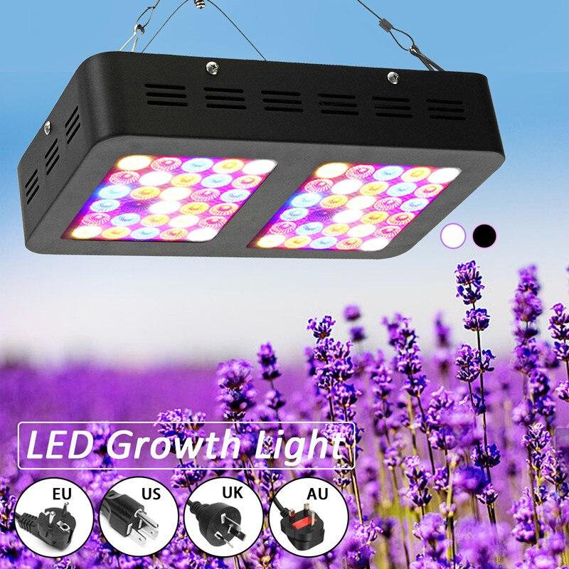 Lampes en croissance LED se développent lumière 300 W AC85-265V plein spectre plante éclairage Fitolampy pour plantes fleurs semis AC110V-240V