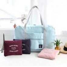 Travel Bags Waterproof oxford cloth luggage bag