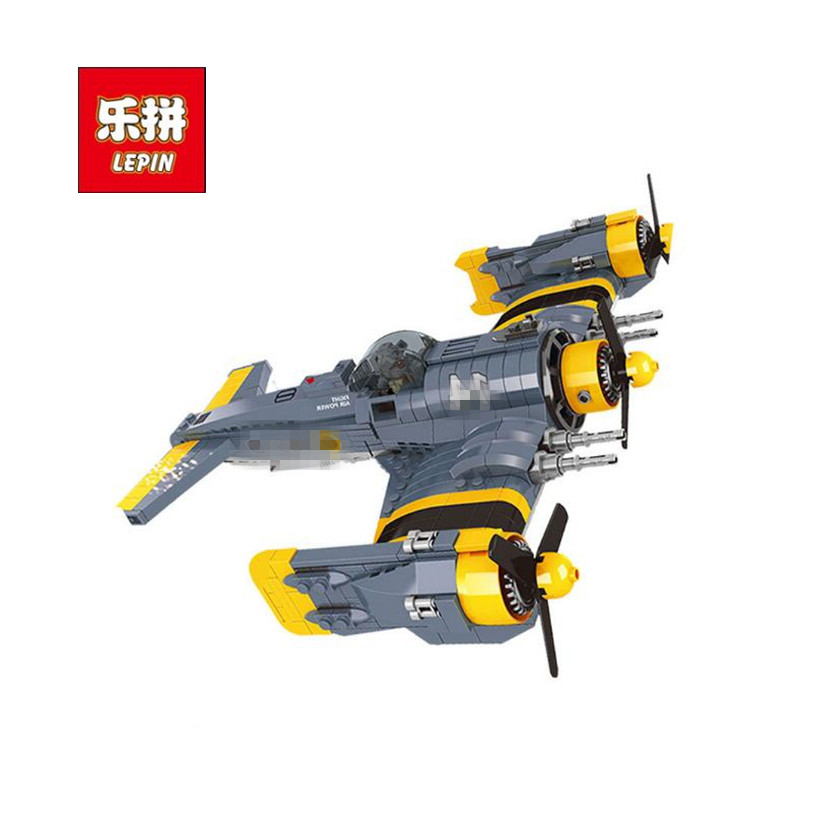 Lepin Technic 22021 The Beautiful Science Fiction Fighting Aircraft Building Blocks Set Space Fighter Toys for children 572Pcs lepin 20031 technic the jet racing aircraft 42066 building blocks model toys for children compatible with lego gift set kids