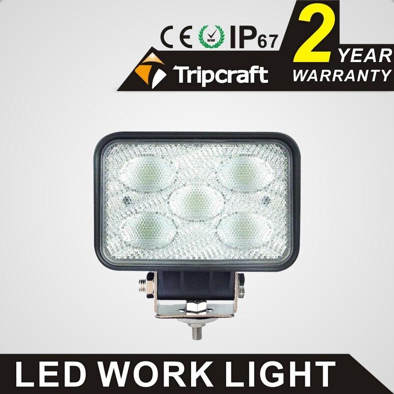 4 inch 50W Off Road LED Work Light Bar Spot Flood Beam Offroad Light 12V 24V LED Work Lamp For ATV SUV 4X4 SUPER LIGHT BAR
