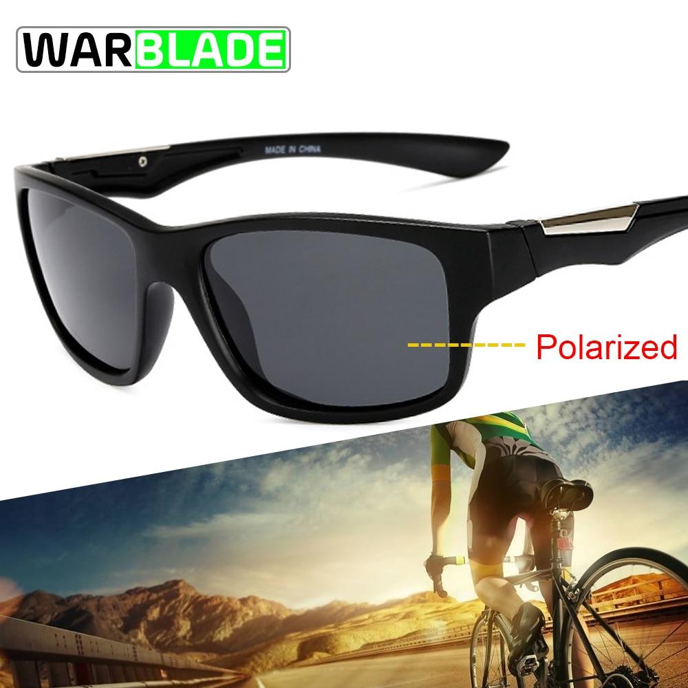 Outdoor Mens Sports Cycling Polarized Sunglasses Driving Eyewear Goggles UV400