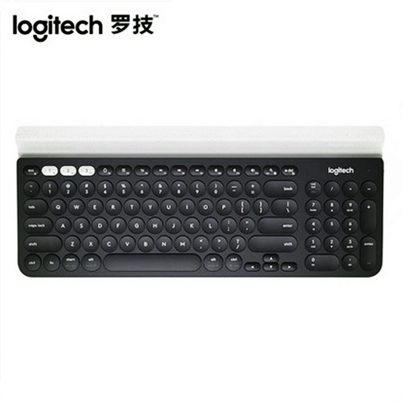 2016 New Logitech/ K780 Wireless Bluetooth dual-mode switch activer multi device Bluetooth Keyboard