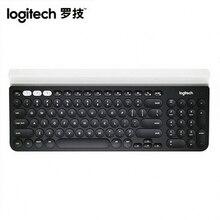 2016 Nuevo Logitech/K780 Inalámbrica Bluetooth activer multi dispositivo de conmutación de modo dual Bluetooth Teclado