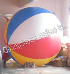 6.5FT Diameter Inflatable Beach Ball Helium Balloon for Advertisement/FREE Shipping/Different colors for your selection. рыжий кот набор для выжигания по дереву дикие звери