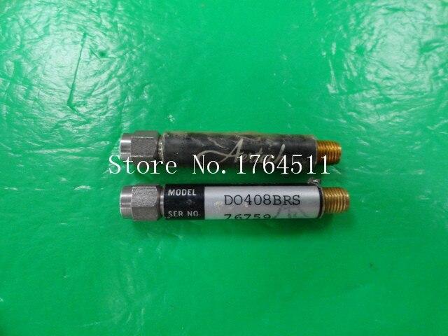 [BELLA] AEITECH DO408BRS 4-8GHZ RF Coaxial Detector SMA