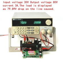 B900W DC Step-up Digital Control Module Boost Constant Voltage Current Converter