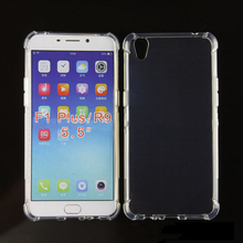 Soft Silicone TPU Airbag Cover Case For OPPO