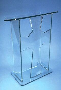 Mobilya'ten Resepsiyon Masaları'de Şeffaf akrilik kürsü akrilik kürsü/şeffaf akrilik kürsü standı Akrilik minber Perspex Podyum