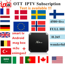 French IPTV Europe Arabic Sweden Norway Netherland Germany Italy Turkey UK USA Canada H.265 HD m3u android enigmas2 smart tv