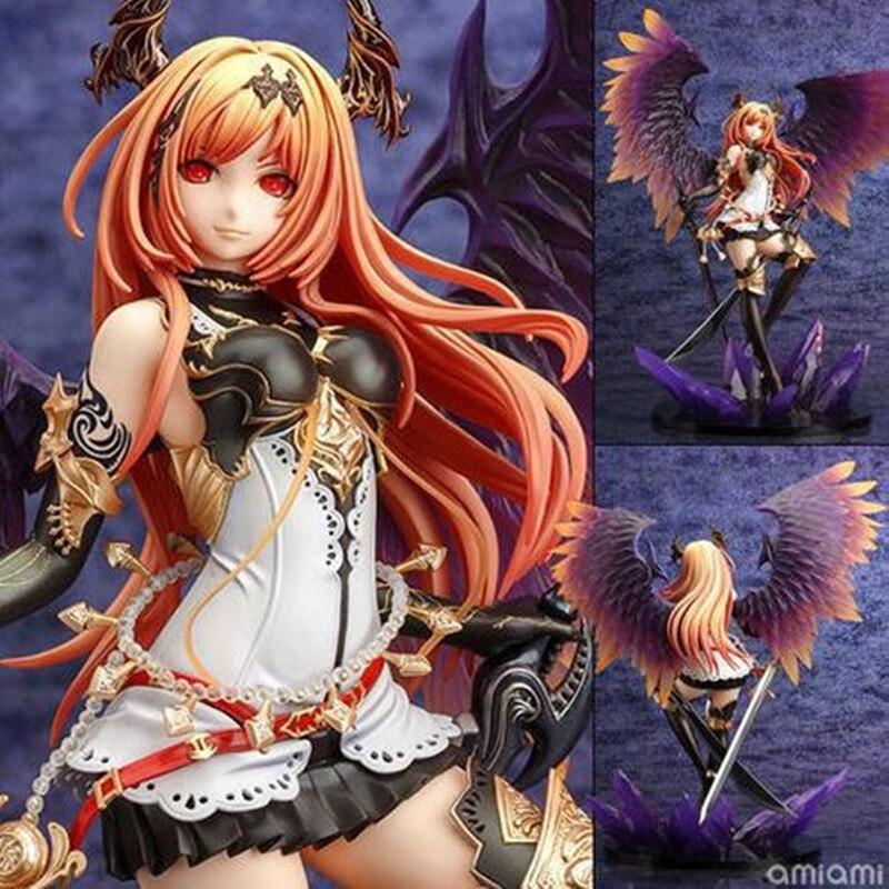 Jeu Pop animé Kotobukiya Rage de Bahamut ange sombre Olivia Ani Statue 29 CM PVC figurine jouet nouveau lâche KA0351